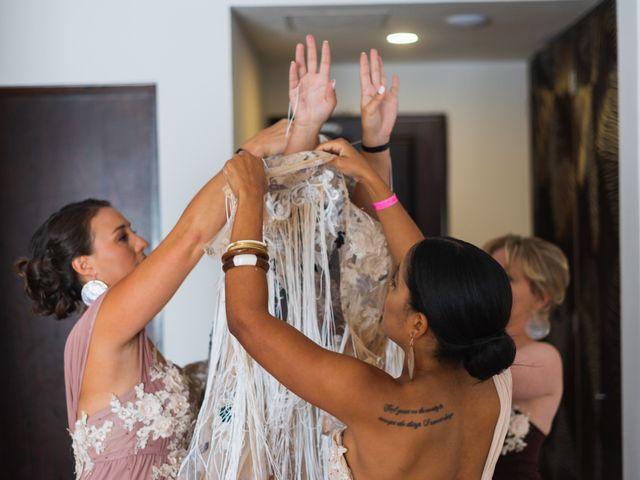 La boda de Alonso y Monique en Isla Mujeres, Quintana Roo 28
