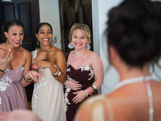 La boda de Alonso y Monique en Isla Mujeres, Quintana Roo 30