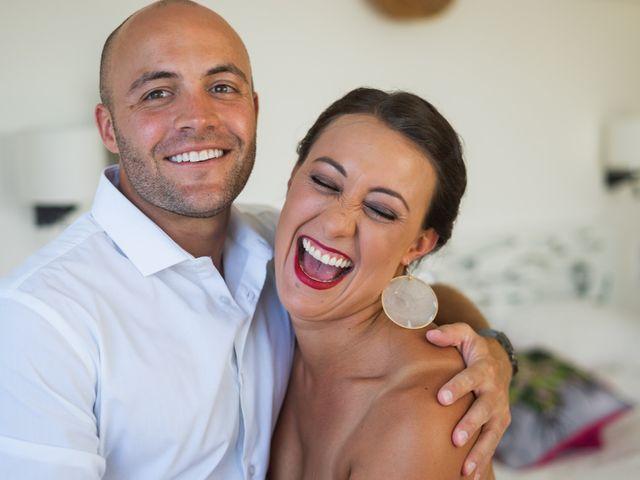 La boda de Alonso y Monique en Isla Mujeres, Quintana Roo 40