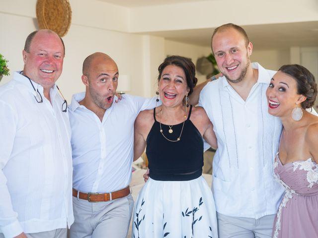 La boda de Alonso y Monique en Isla Mujeres, Quintana Roo 41