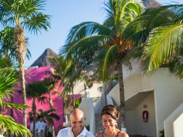 La boda de Alonso y Monique en Isla Mujeres, Quintana Roo 50