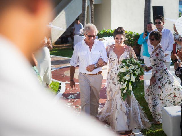 La boda de Alonso y Monique en Isla Mujeres, Quintana Roo 52
