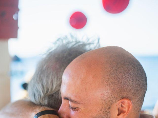 La boda de Alonso y Monique en Isla Mujeres, Quintana Roo 53