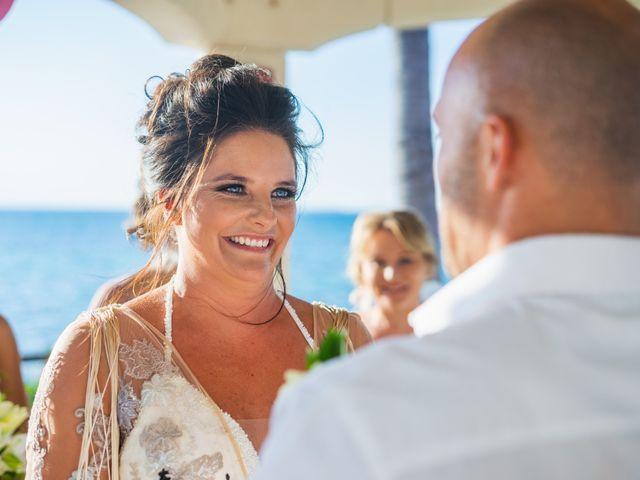 La boda de Alonso y Monique en Isla Mujeres, Quintana Roo 55