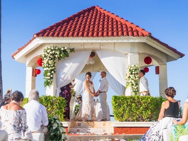 La boda de Alonso y Monique en Isla Mujeres, Quintana Roo 56