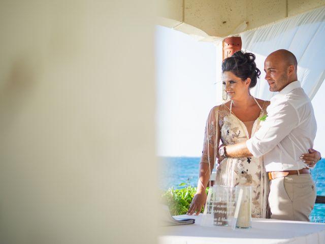 La boda de Alonso y Monique en Isla Mujeres, Quintana Roo 57