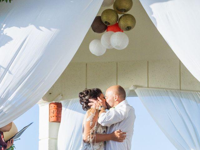 La boda de Alonso y Monique en Isla Mujeres, Quintana Roo 59