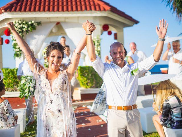 La boda de Alonso y Monique en Isla Mujeres, Quintana Roo 61