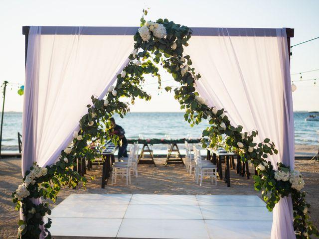 La boda de Alonso y Monique en Isla Mujeres, Quintana Roo 66