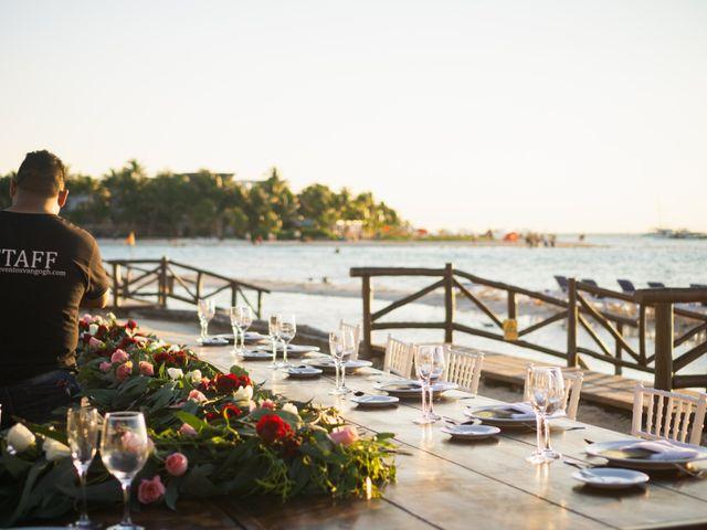 La boda de Alonso y Monique en Isla Mujeres, Quintana Roo 70
