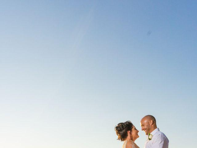 La boda de Alonso y Monique en Isla Mujeres, Quintana Roo 71