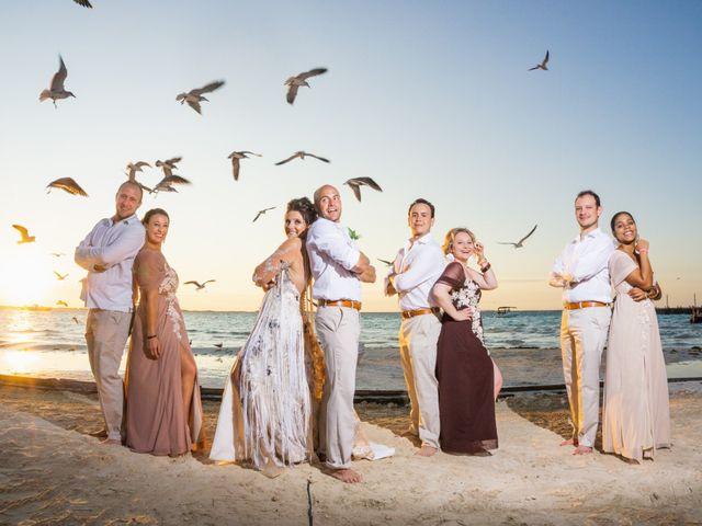 La boda de Alonso y Monique en Isla Mujeres, Quintana Roo 1