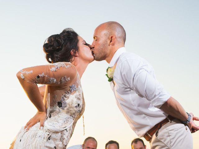 La boda de Alonso y Monique en Isla Mujeres, Quintana Roo 73