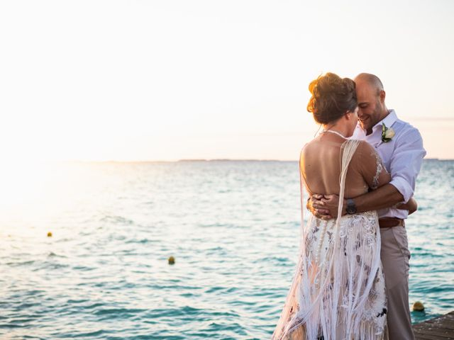 La boda de Alonso y Monique en Isla Mujeres, Quintana Roo 2