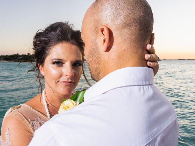 La boda de Alonso y Monique en Isla Mujeres, Quintana Roo 79