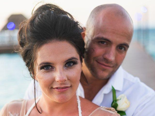 La boda de Alonso y Monique en Isla Mujeres, Quintana Roo 82