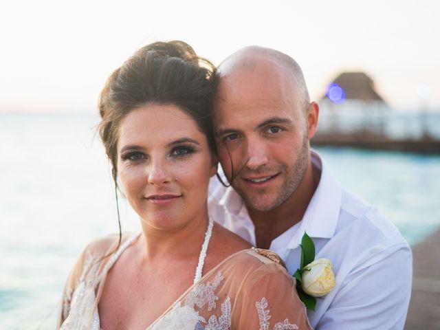 La boda de Alonso y Monique en Isla Mujeres, Quintana Roo 83