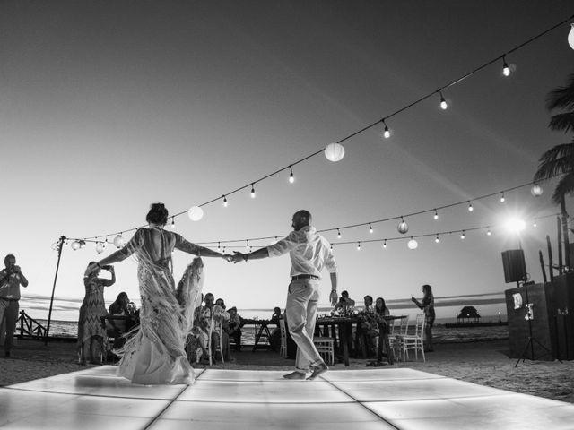 La boda de Alonso y Monique en Isla Mujeres, Quintana Roo 87