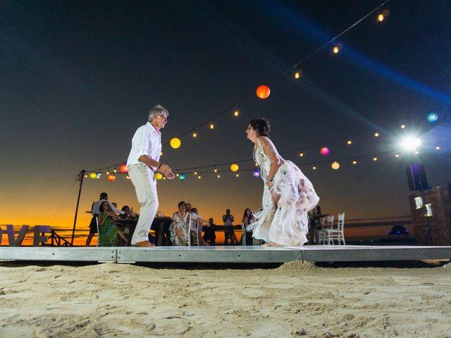 La boda de Alonso y Monique en Isla Mujeres, Quintana Roo 94