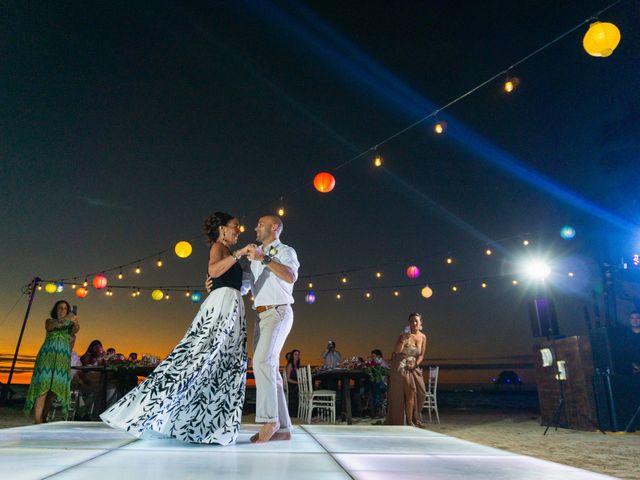 La boda de Alonso y Monique en Isla Mujeres, Quintana Roo 98