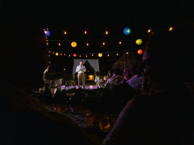 La boda de Alonso y Monique en Isla Mujeres, Quintana Roo 101