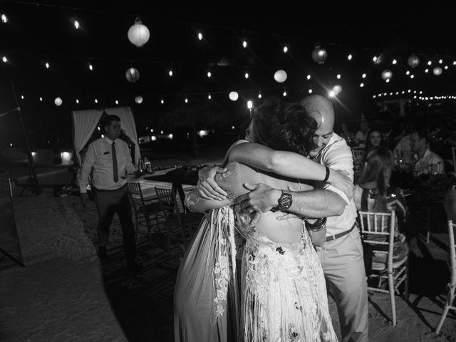 La boda de Alonso y Monique en Isla Mujeres, Quintana Roo 105