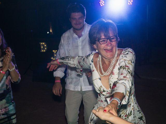 La boda de Alonso y Monique en Isla Mujeres, Quintana Roo 107