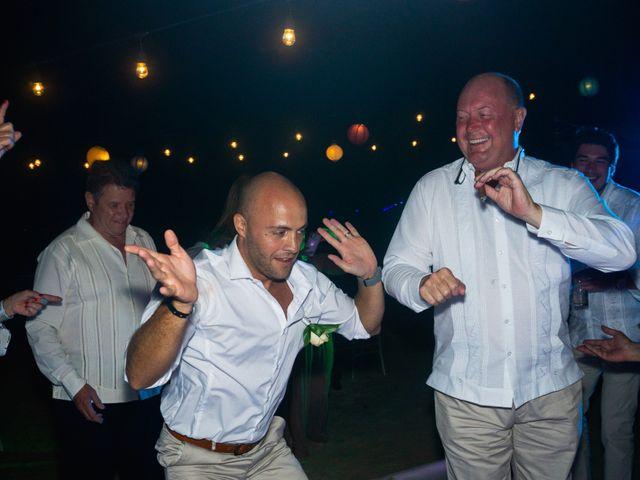 La boda de Alonso y Monique en Isla Mujeres, Quintana Roo 110