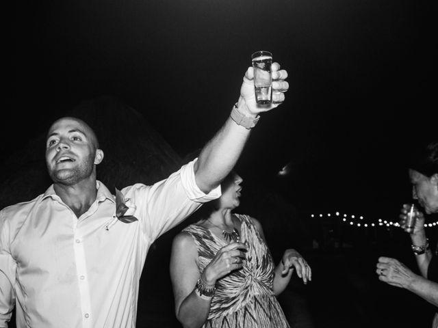 La boda de Alonso y Monique en Isla Mujeres, Quintana Roo 113