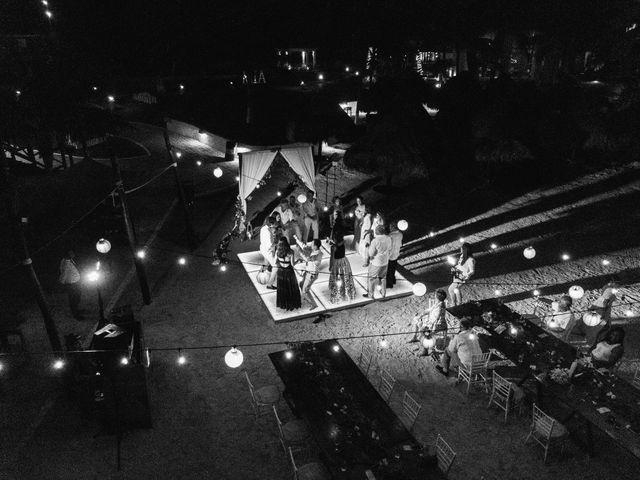 La boda de Alonso y Monique en Isla Mujeres, Quintana Roo 114