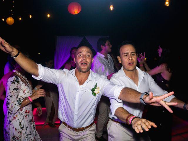 La boda de Alonso y Monique en Isla Mujeres, Quintana Roo 115