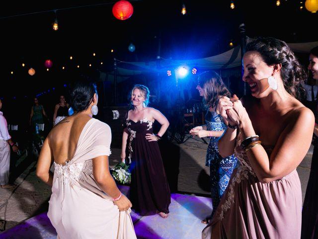 La boda de Alonso y Monique en Isla Mujeres, Quintana Roo 122
