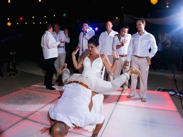 La boda de Alonso y Monique en Isla Mujeres, Quintana Roo 126