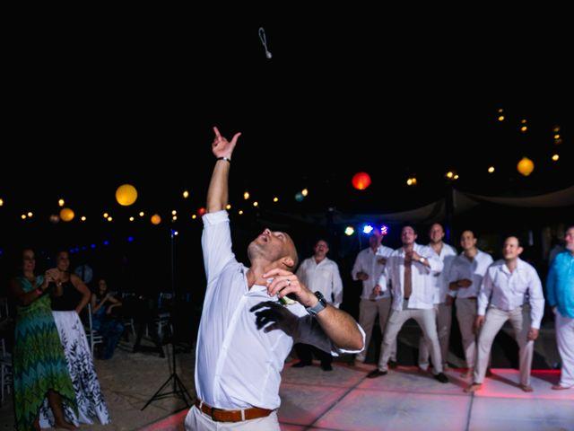 La boda de Alonso y Monique en Isla Mujeres, Quintana Roo 130