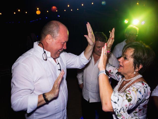 La boda de Alonso y Monique en Isla Mujeres, Quintana Roo 132