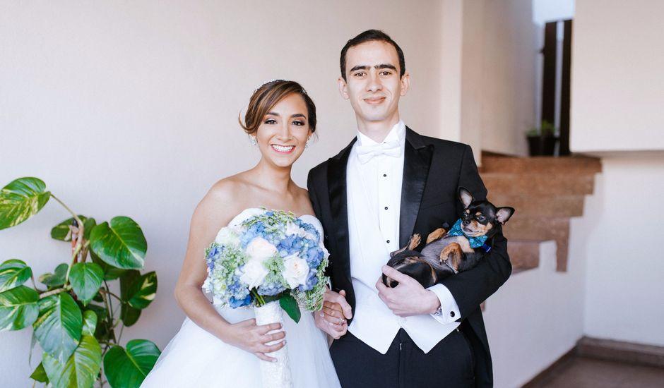 La boda de Juan Luis y Paulina en Monterrey, Nuevo León
