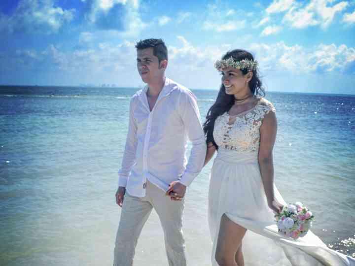 La boda de Cecilia  y Francisco