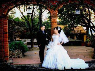 La boda de Juan  y Erika