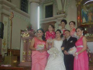 La boda de Juan  y Erika 2