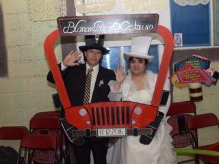 La boda de Rosy y Octavio