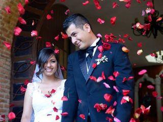 La boda de Lilian y Ulises