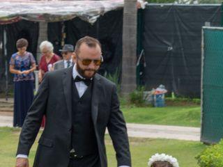La boda de Karla y Yigael 1