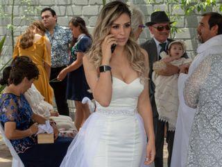 La boda de Karla y Yigael 3
