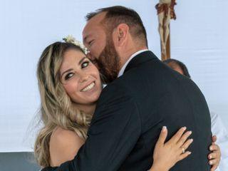 La boda de Karla y Yigael