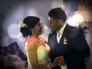 La boda de Yssel y Jose Luis