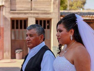 La boda de Azuany y Martín 2
