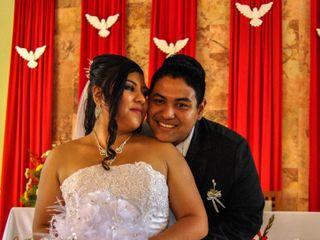 La boda de Azuany y Martín 3
