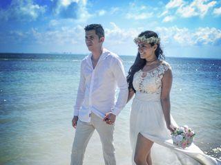 La boda de Cecilia  y Francisco  2