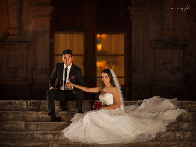 La boda de Ana Guzman y Marco LaChica