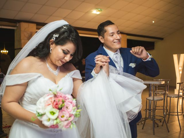 La boda de Jessy y José Luis